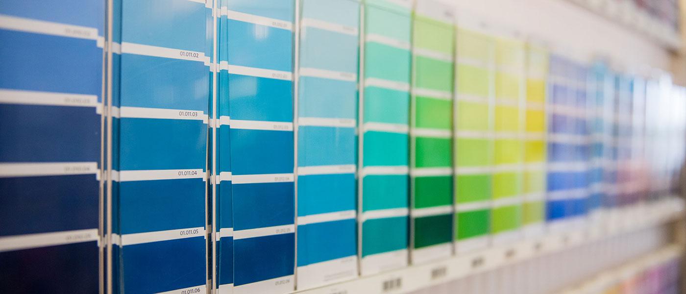 Farbmischservice in Velden