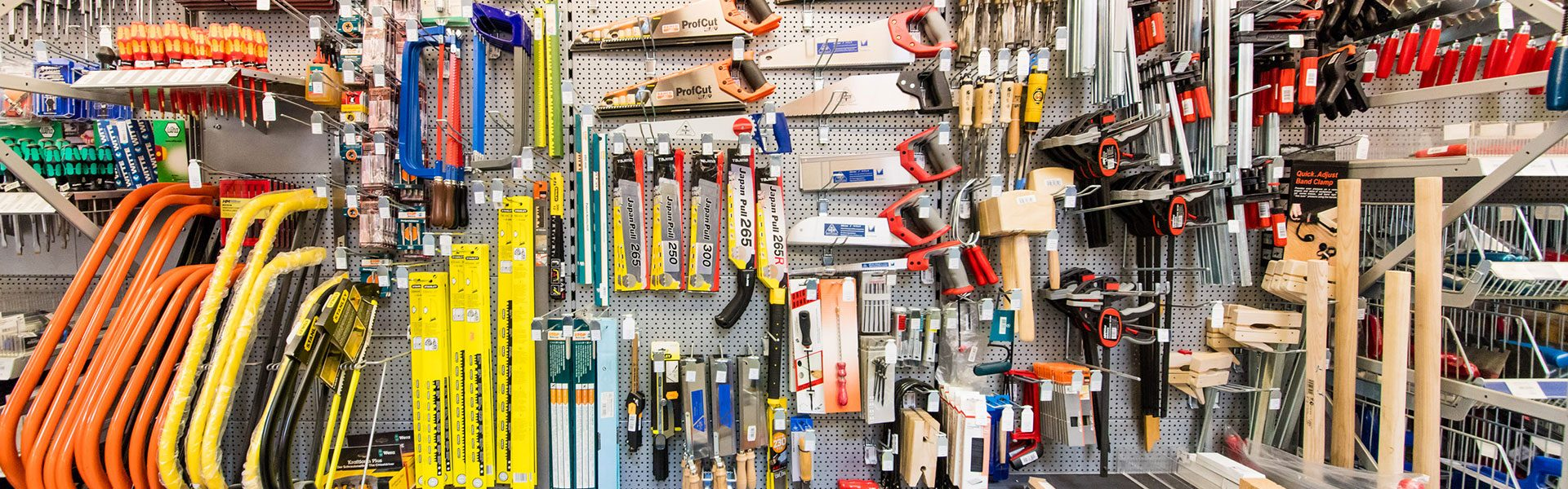 Fachmarkt für Heimwerker