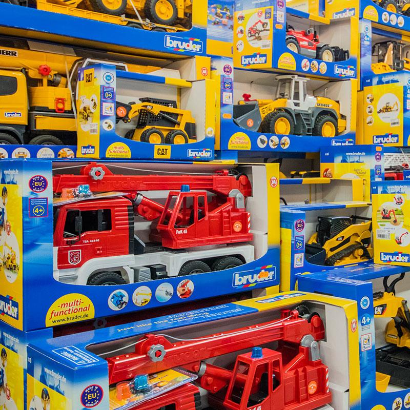 Spielzeug in Velden